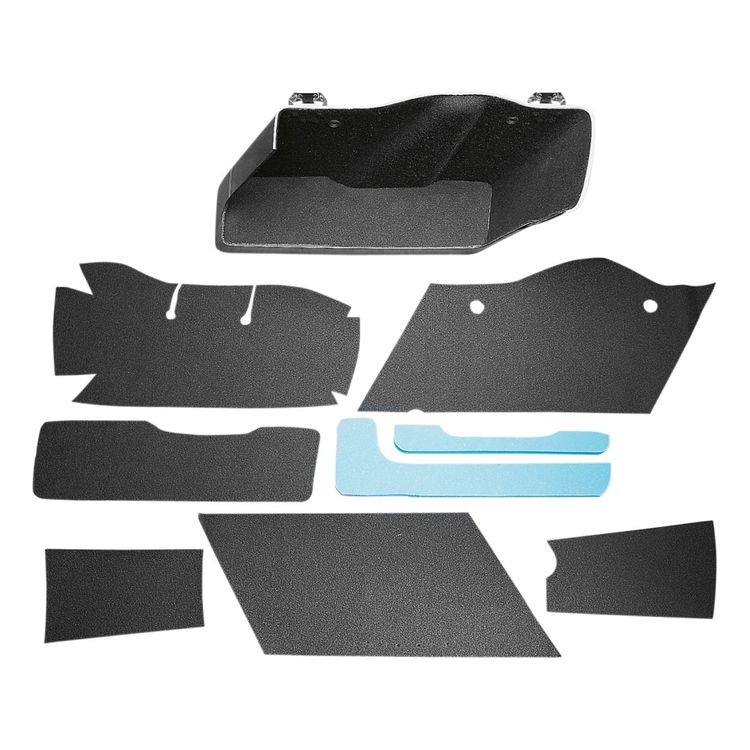 Drag Specialties Saddlebag Lining Kit For Harley Touring 1993-2013