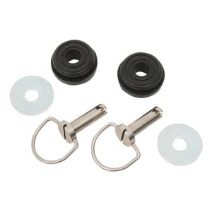 Drag Specialties Saddlebag Fastener Kit For Harley Touring 1993-2013