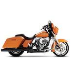 Rinehart Slimline Duals Headers For Harley Touring