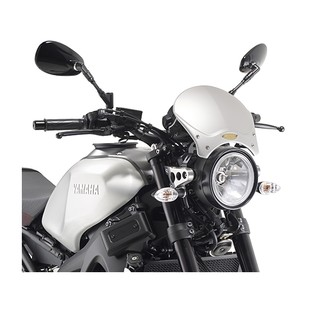 Givi AL2128A Windshield Fit Kit Yamaha XSR900 2016-2017 (discrete) [Previously Installed]