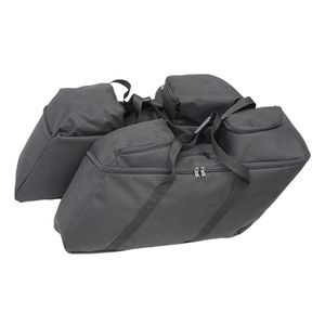 Drag Specialties Saddlebag Liners For Harley Touring
