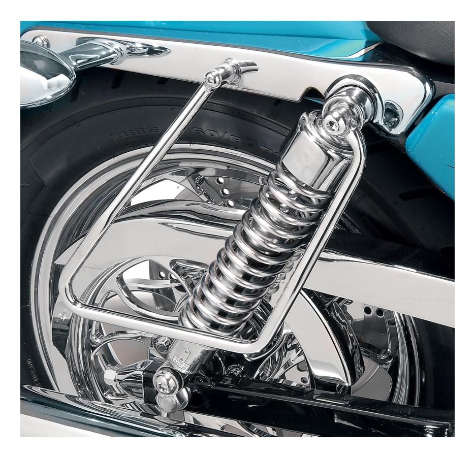 Drag Specialties Saddlebag Support Brackets For Harley Sportster 2004-2019