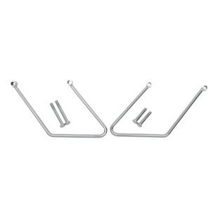 Drag Specialties Saddlebag Support Brackets For Harley Softail 2000-2017