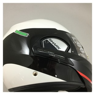 Shark Evoline 3 ST Hakka Helmet White/Black/Red / SM [Blemished - Very Good]