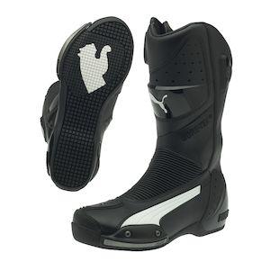 Puma Desmo Boots Black/White / 39 [Open Box]