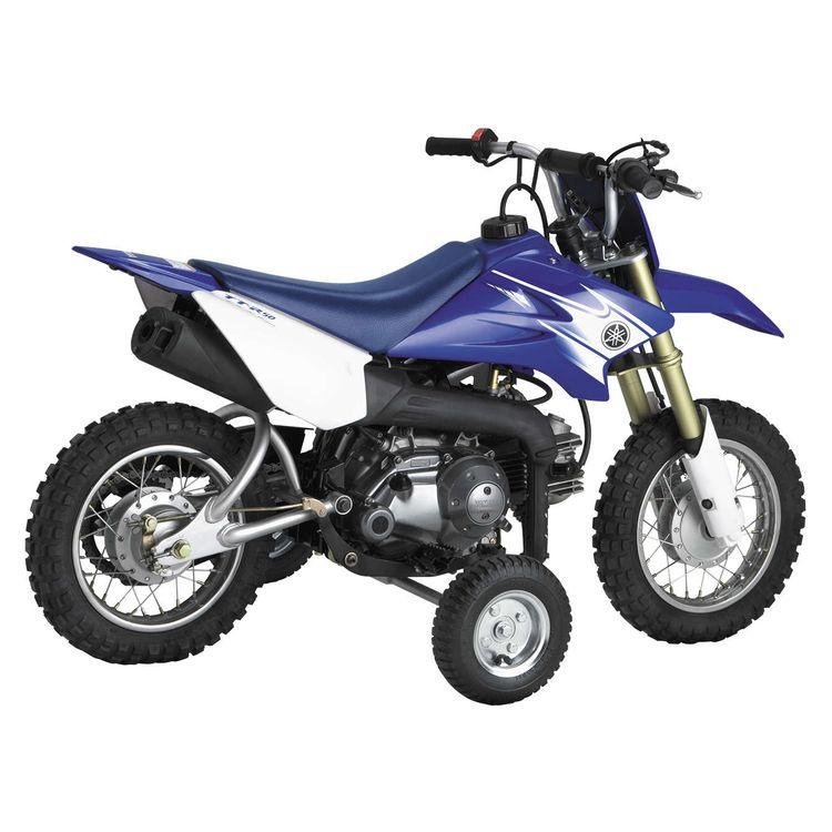 MSR Training Wheels Yamaha PW 50 1984-2015 [Previously Installed]