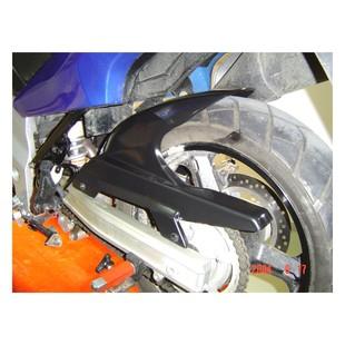 Puig Rear Mudguard Suzuki V-Strom 650 2004-2015 Matte Black / ABS Model [Previously Installed]