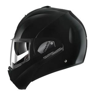 Shark Evoline 3 ST Helmet Black / MD [Open Box]