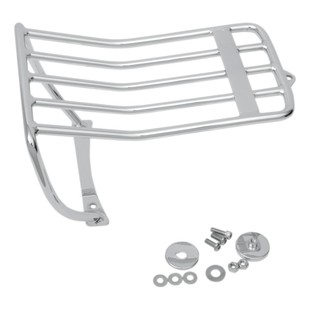 Drag Specialties Bobtail Fender Luggage Rack For Harley Softail 2006-2010