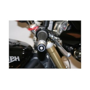 R&G Racing Bar End Sliders Triumph [Previously Installed]