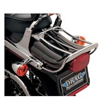 Drag Specialties Bobtail Fender Luggage Rack For Harley Dyna Wide Glide 2002-2005