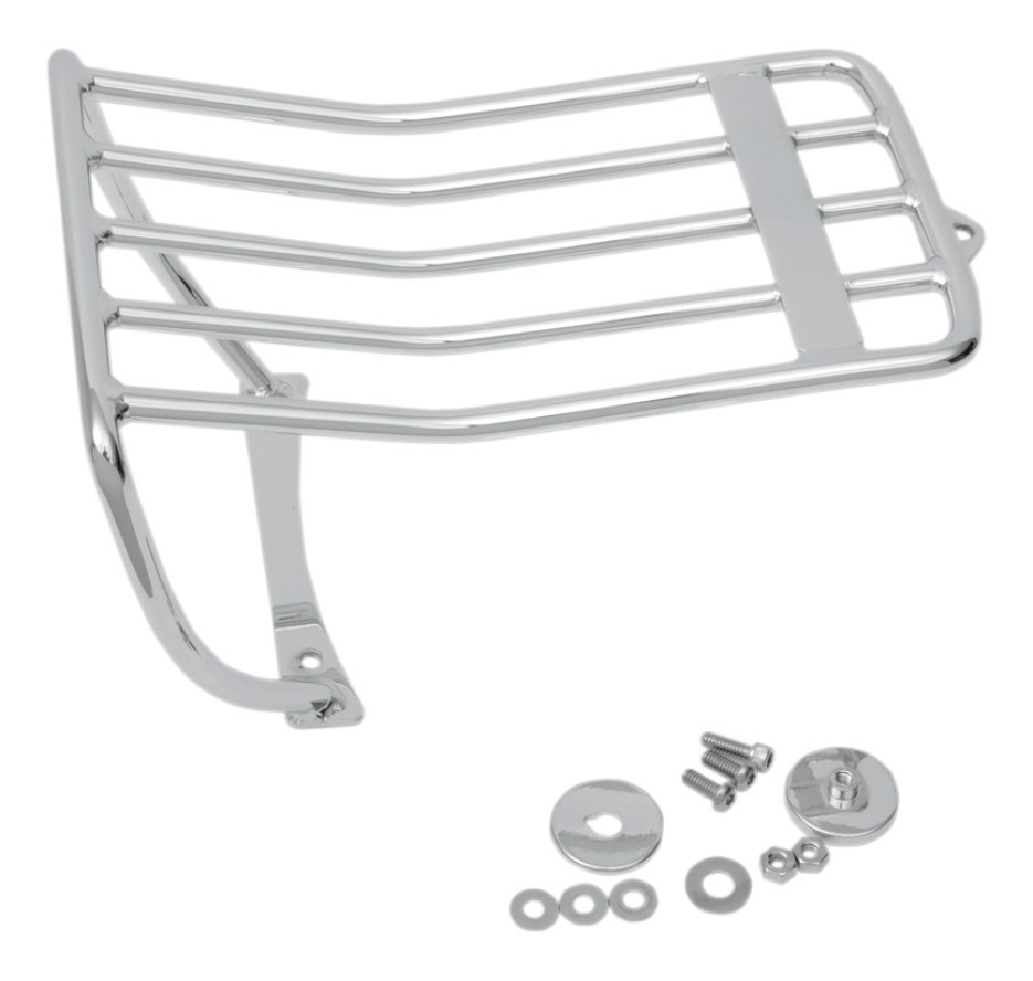 Harddrive 77-0053 Chrome Bobtail Fender Luggage Rack Frames ...