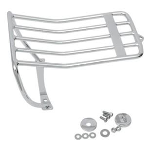 Drag Specialties Bobtail Fender Luggage Rack For Harley