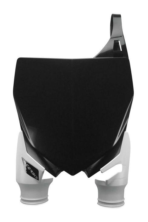 Acerbis Raptor Front Number Plate Yamaha 125cc 450cc 2010