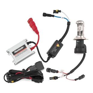 Bike Master HID Headlight Conversion Kit 6000K H4HL [Previously Installed]