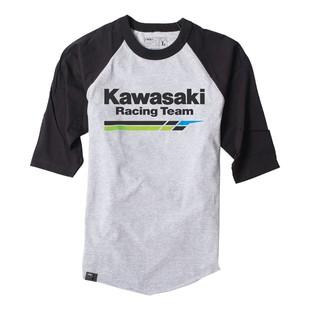 Factory Effex Kawasaki Racing Baseball Shirt