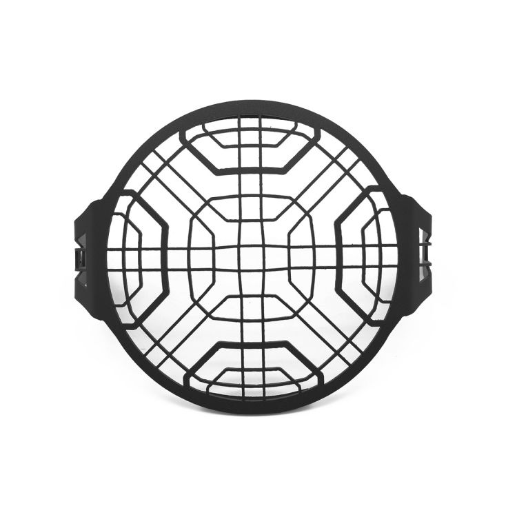 Altrider Stainless Steel Headlight Guard Kit Triumph Thruxton R