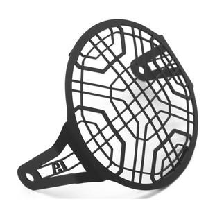 AltRider Stainless Steel Headlight Guard Kit Triumph Scrambler 2006-2016