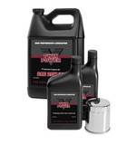 Twin Power Oil Change-In-A-Box For Harley Twin Cam 1999-2017