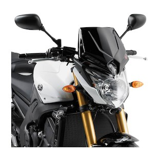 Givi A287 Windscreen Yamaha FZ8 2011-2013 Black [Previously Installed]
