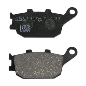 EBC FA474 Organic Front Brake Pads