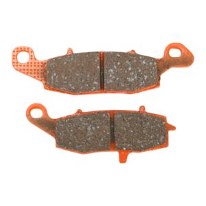 EBC FA209/2V Semi-Sintered Front Brake Pads