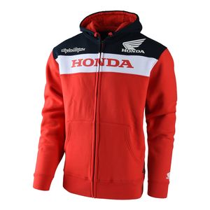 Troy Lee Honda Wing Zip-Up Fleece