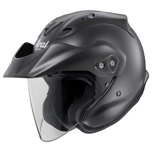 Arai CT-Z Helmet Black Frost / LG [Open Box]