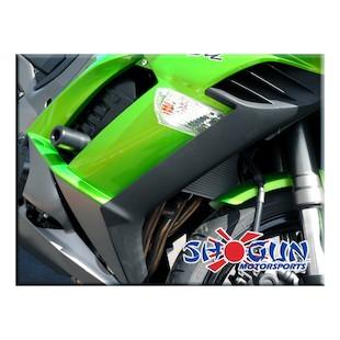 Shogun Protection Kit Kawasaki Ninja 1000 2014-2016 Black / No Cut Kit [Previously Installed]