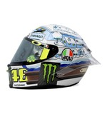 AGV Pista GP R Carbon Winter Test 2017 Helmet