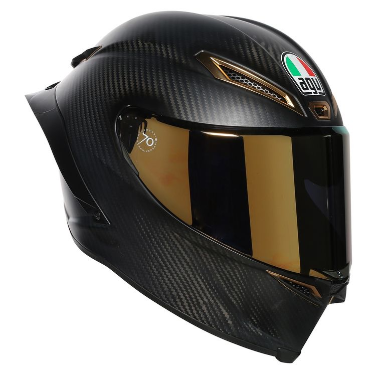 agv pista gp r carbon anniversario helmet size ms only revzilla. Black Bedroom Furniture Sets. Home Design Ideas