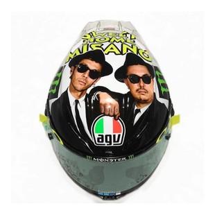 AGV Pista GP R Carbon Misano 2016 Helmet