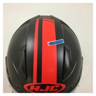 HJC CL-17 Streamline Helmet Red/Black / LG [Blemished - Very Good]