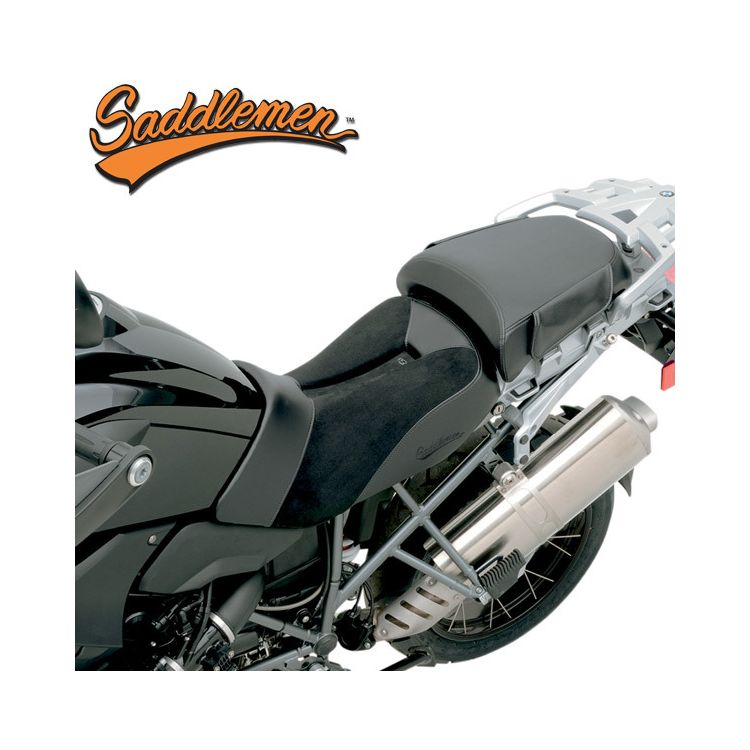 Saddlemen Adventure Track Seat BMW R1200GS/Adventure Front Seat Only / Low Height [Previously Installed]