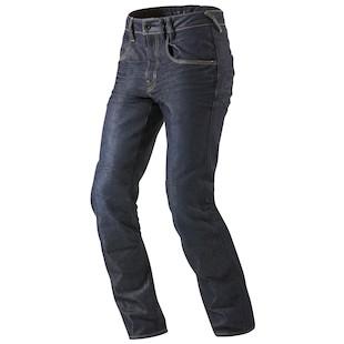 REV'IT! Lombard Jeans Dark Blue / 32X34 [Demo - Good]