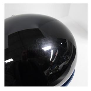 GMax GM65 Naked Helmet Black / MD [Blemished - Very Good]