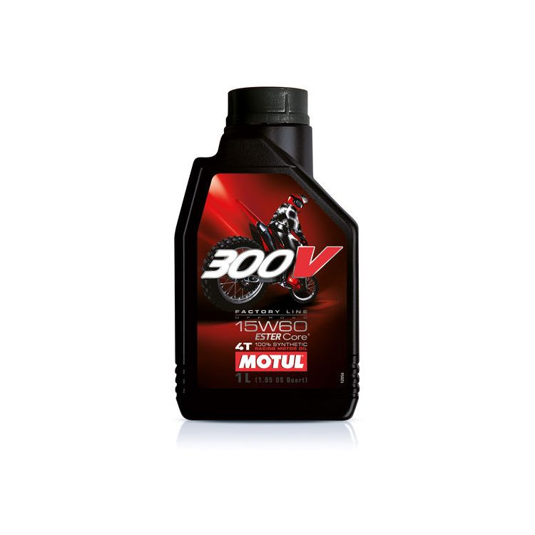 Motul 300V Off Road Synthetic Engine Oil