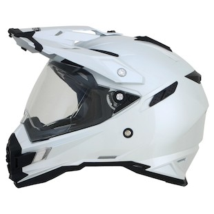 AFX FX-41 DS Helmet Pearl White / LG [Open Box]