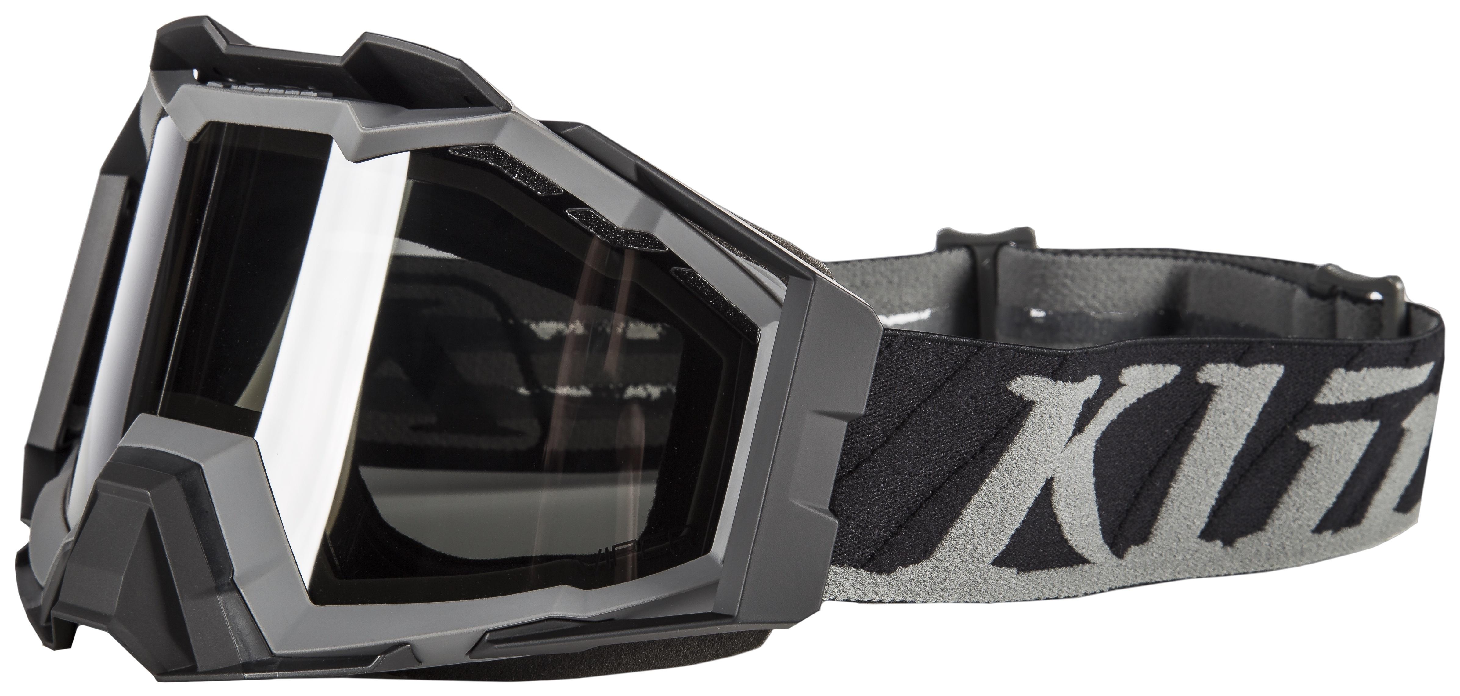 2f7192cbcf33 Klim Viper Pro Flatline Goggles - RevZilla