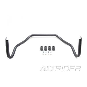 AltRider Upper Crash Bars BMW F800GS 2008-2012 Triple Black (Grey) [Blemished - Very Good]