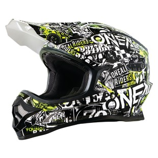 O'Neal Youth 3 Series Attack Helmet