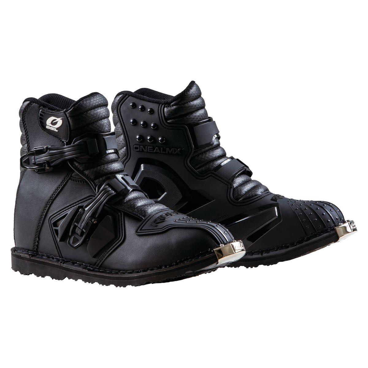 Thor Blitz XP Solid Mens MX Offroad Boots Black