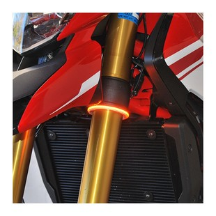 New Rage Cycles Rage 360 Turn Signals 49MM [Previously Installed]