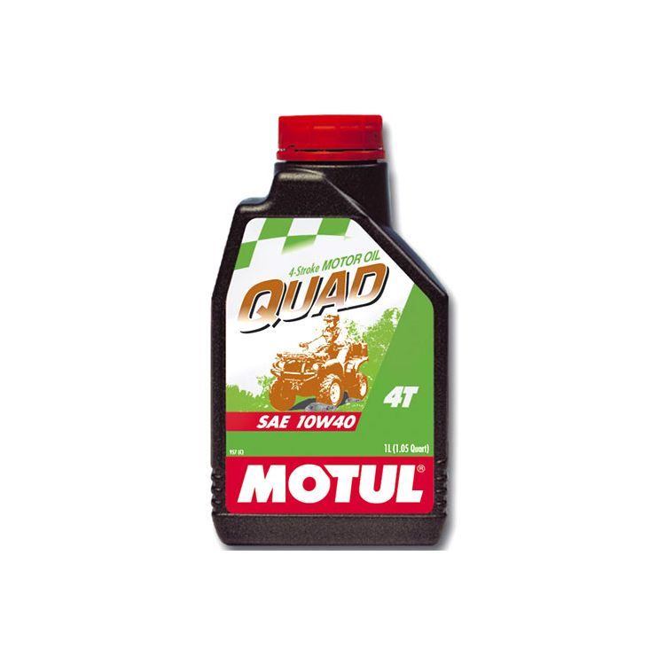 Motul Quad 4T Engine Oil