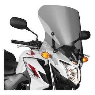 National Cycle VStream Sport Touring Windscreen Honda CB500F 2013-2015 Light Smoke [Previously Installed]
