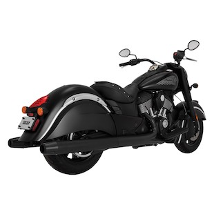 Vance & Hines Classic Slip-On Mufflers For Indian Chief 2014-2016