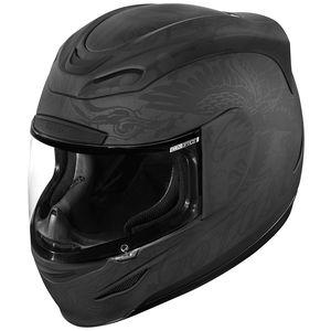 Icon Optics Pivot Kit Black for Airmada Helmet