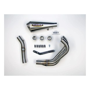 Hindle EVO Megaphone Exhaust System