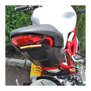 New Rage Cycles LED Fender Eliminator Ducati Monster 797 2017