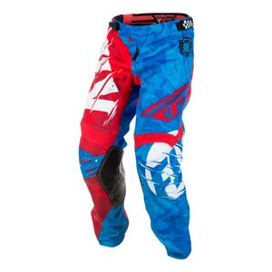Fly Racing Dirt Youth Kinetic Outlaw Pants